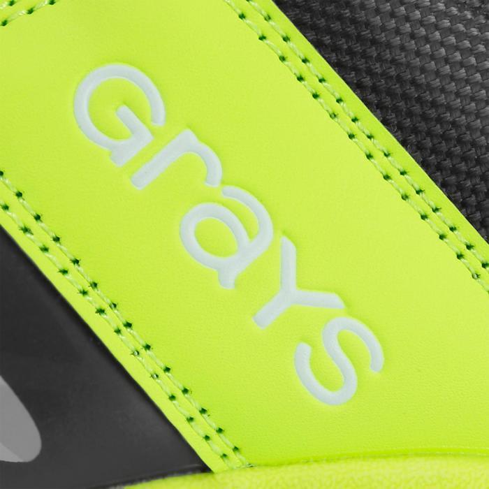 Chaussures homme Flash Junior grises et vertes - 1187426