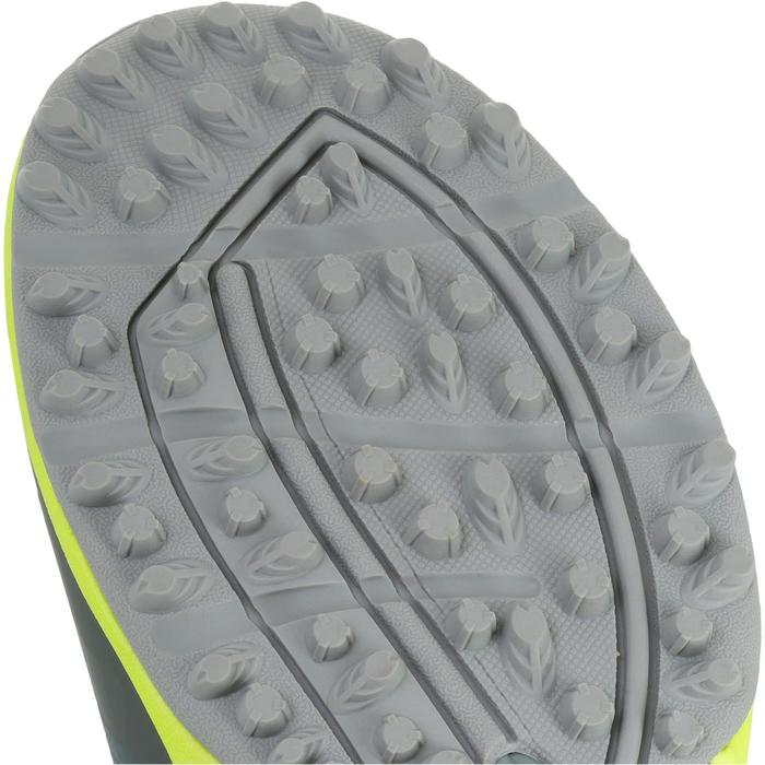 Chaussures homme Flash Junior grises et vertes - 1187427