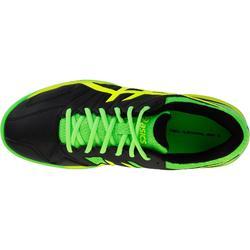 Zapatillas Hockey Hierba Asics GEL-LETHAL MP 7 Hombre Negro Verde Amarillo