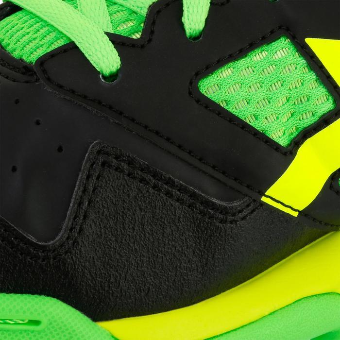 Herenschoenen Gel Lethal MP 7 zwart/groen