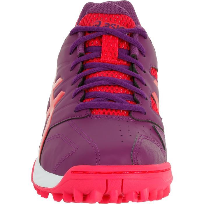 Chaussures femme GEL-LETHAL MP 7 prunes et rouges - 1187455