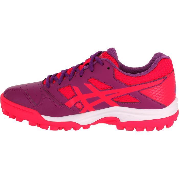Chaussures femme GEL-LETHAL MP 7 prunes et rouges - 1187456