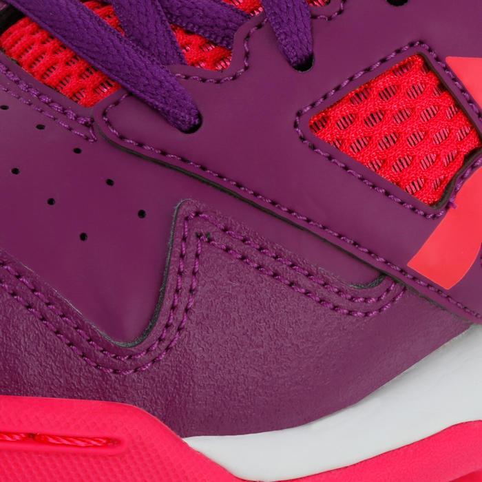 Chaussures femme GEL-LETHAL MP 7 prunes et rouges - 1187459