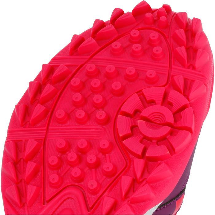 Chaussures femme GEL-LETHAL MP 7 prunes et rouges - 1187460