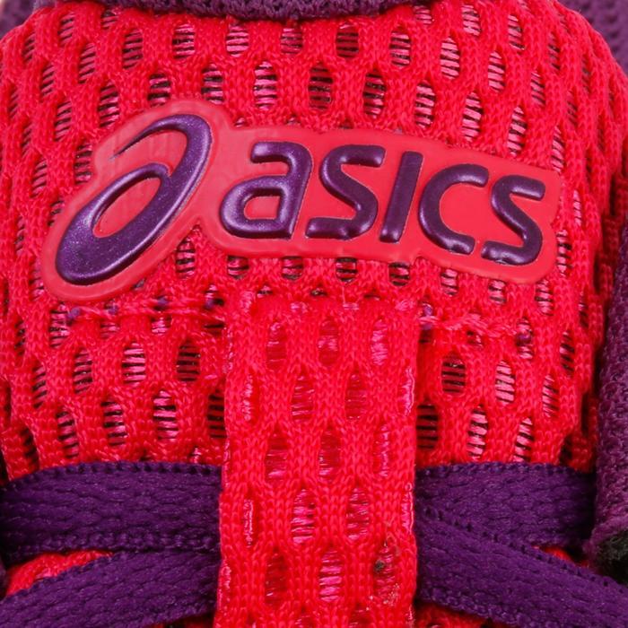 Chaussures femme GEL-LETHAL MP 7 prunes et rouges - 1187461