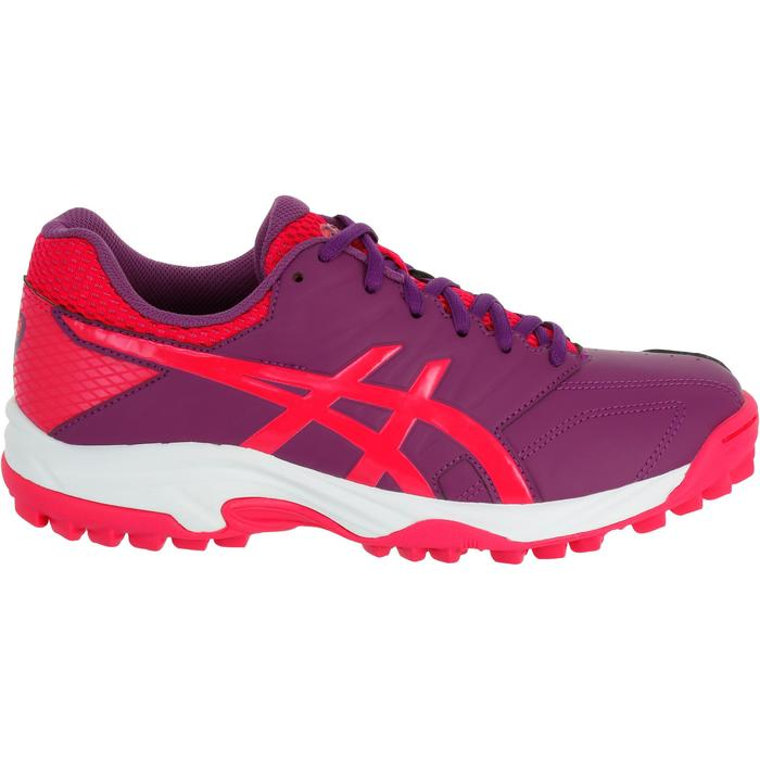 Chaussures femme GEL-LETHAL MP 7 prunes et rouges - 1187462