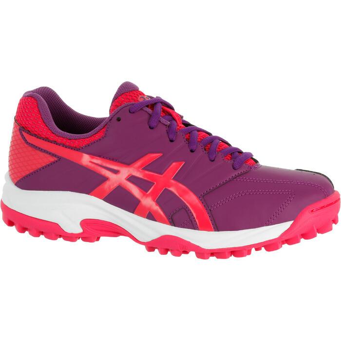 Chaussures femme GEL-LETHAL MP 7 prunes et rouges - 1187464
