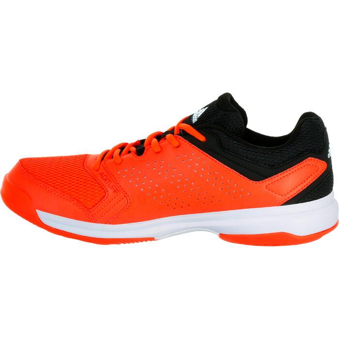 Chaussures de handball adulte Adidas Essence rouge 2017/2018 - 1187491