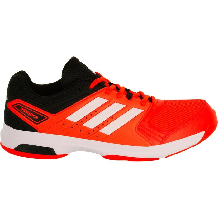 Chaussures de handball adulte Adidas Essence rouge 2017/2018 - 1187493