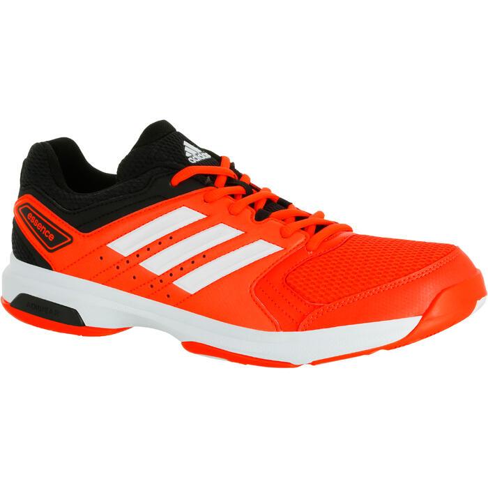 Chaussures de handball adulte Adidas Essence rouge 2017/2018 - 1187494