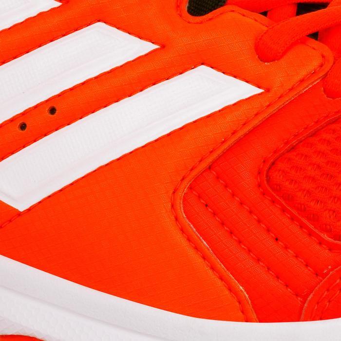 Chaussures de handball adulte Adidas Essence rouge 2017/2018 - 1187495