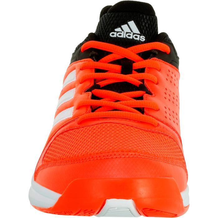 Chaussures de handball adulte Adidas Essence rouge 2017/2018 - 1187496