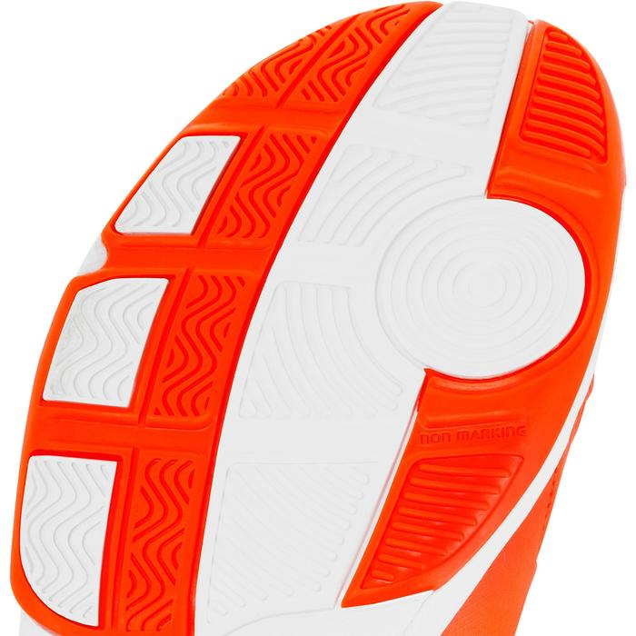 Chaussures de handball adulte Adidas Essence rouge 2017/2018 - 1187497
