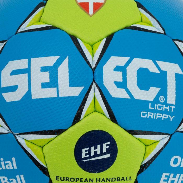 Ballon de Handball Grippy bleu Taille 1 - 1187510