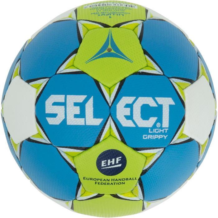 Ballon de Handball Grippy bleu Taille 1 - 1187512