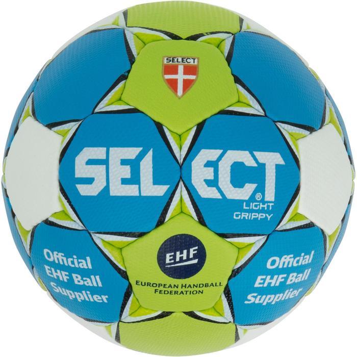 Ballon de Handball Grippy bleu Taille 1 - 1187513