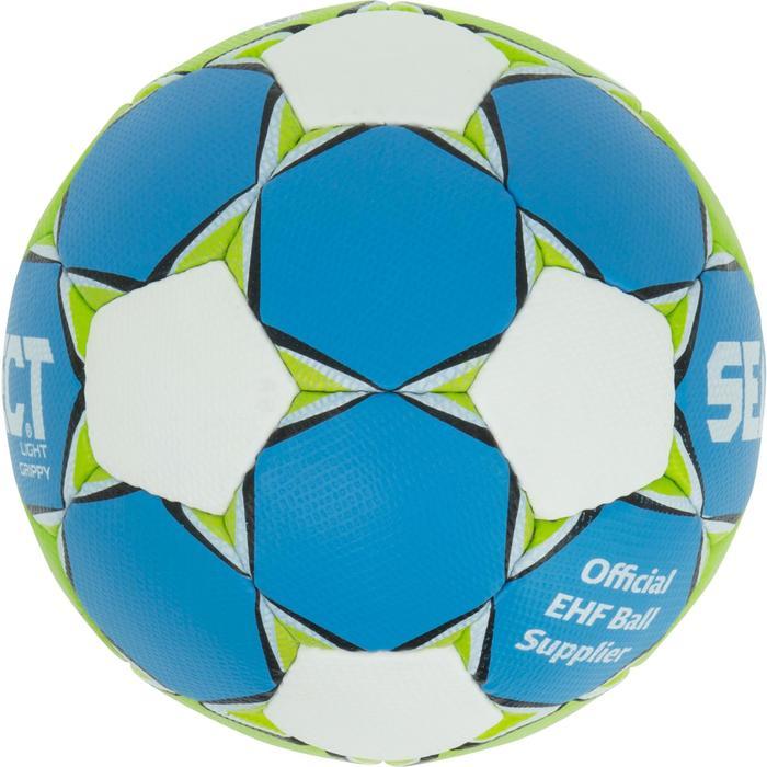 Ballon de Handball Grippy bleu Taille 1 - 1187515