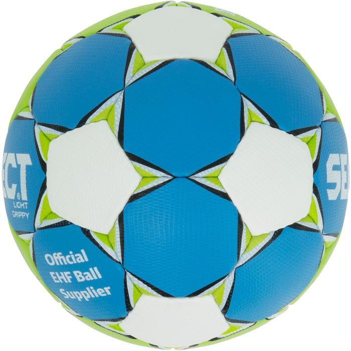 Ballon de Handball Grippy bleu Taille 1 - 1187516