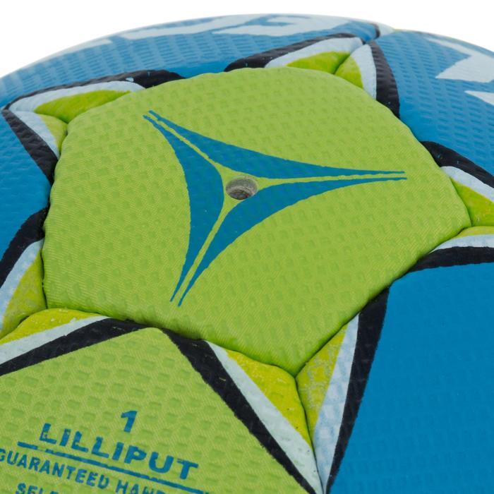Ballon de Handball Grippy bleu Taille 1 - 1187518