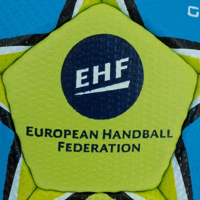 Ballon de Handball Grippy bleu Taille 1 - 1187520