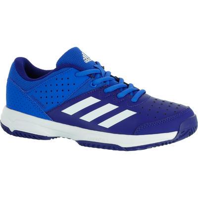Chaussures de handball junior Adidas Essence bleu 2017/2018