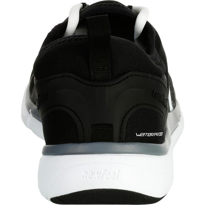 Chaussures marche sportive homme PW 580 Waterproof noir