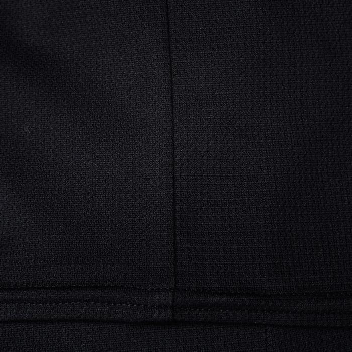 Basketballshirt T100 Herren schwarz