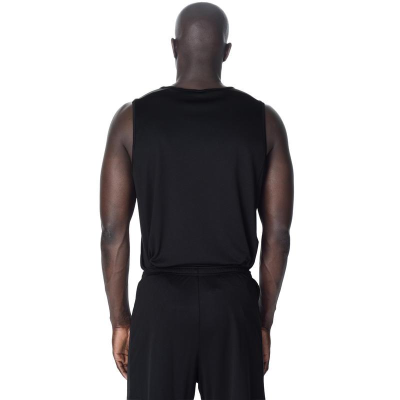 Men's Basketball Jersey / Tank Top T100 - Black