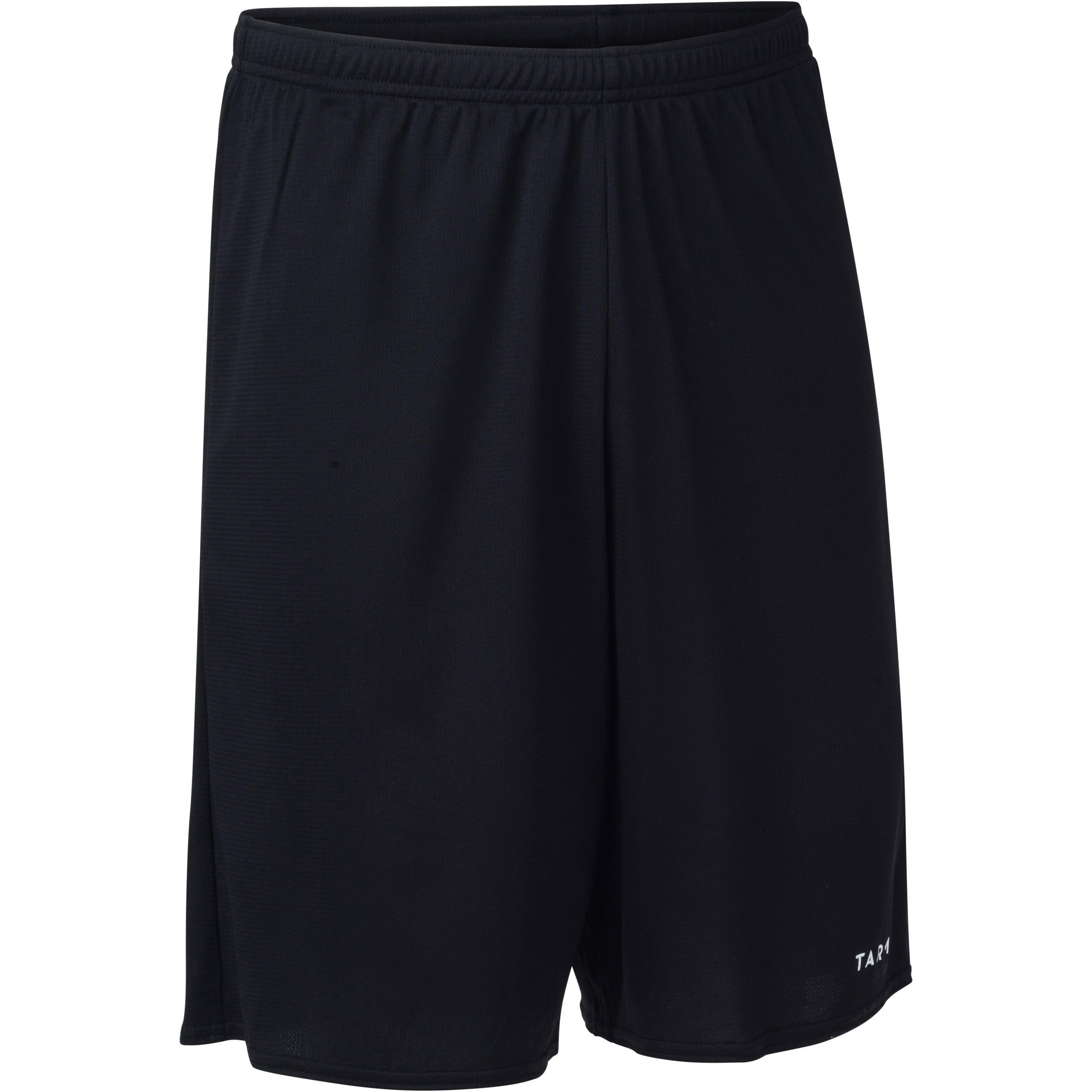 Short de basketball B300 homme noir
