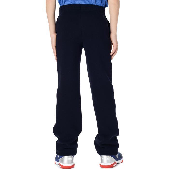 Basketball-Trainingshose B300 Jungen/Mädchen Einsteiger blau