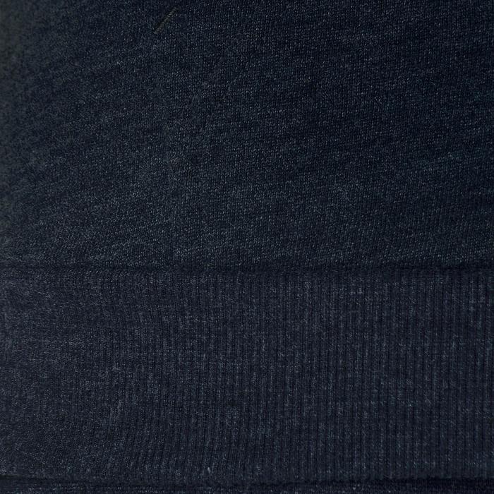 Basketbalvest B300 voor gevorderde dames grijs wit - 1187901