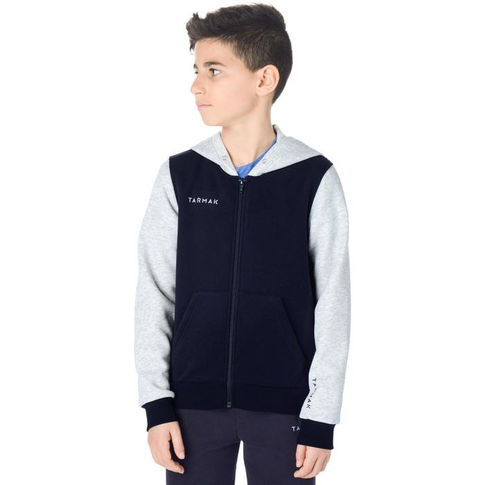 Veste capuche Basketball enfant B300 - 1187907