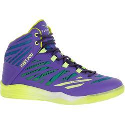 高階籃球運動鞋 Fast 700 - 藍色/紫色