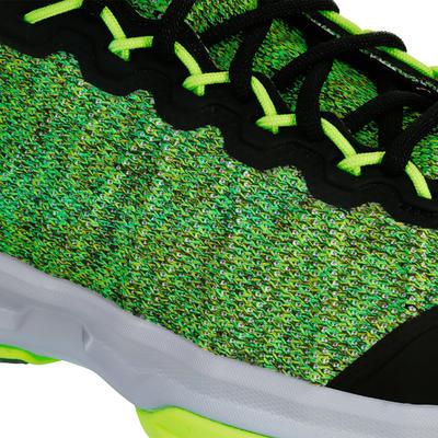 Chaussure de Basketball adulte confirmé/expert Homme/Femme Shield 500 noir vert