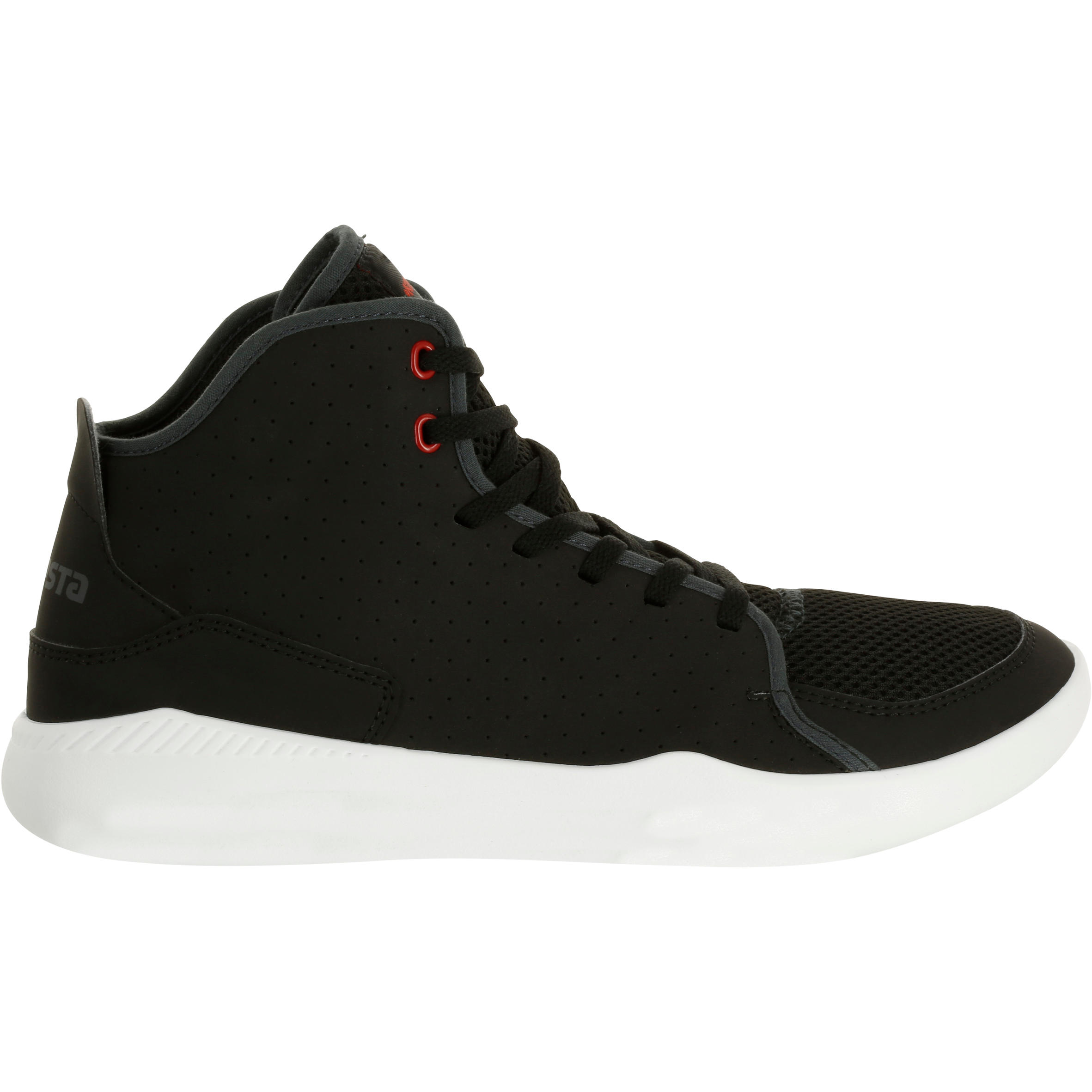 Shield 100 Unisex Beginner Basketball Shoes - Black