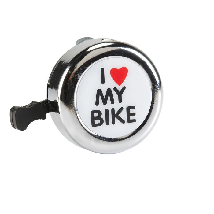 Fahrradklingel Velo 500 I Love My Bike