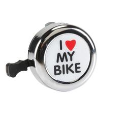 Fahrradklingel 500 I Love My Bike