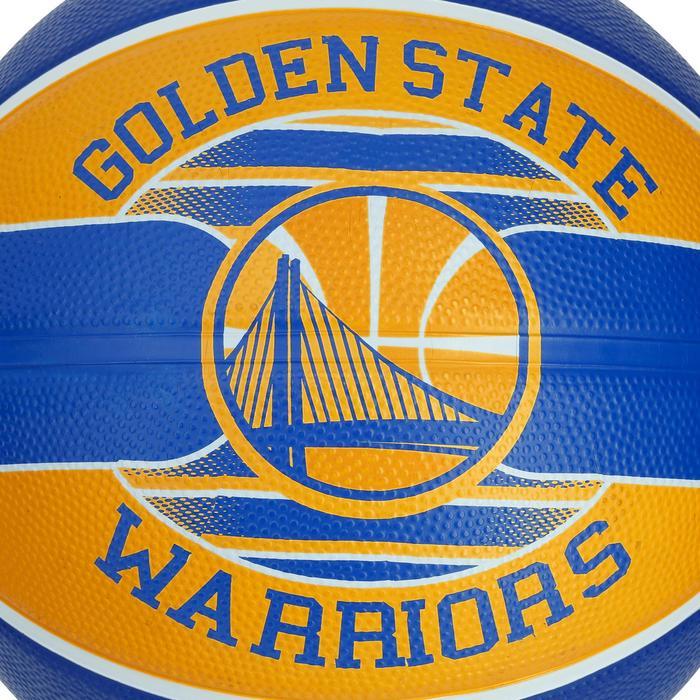 Basketball Golden State Warriors gelb/blau