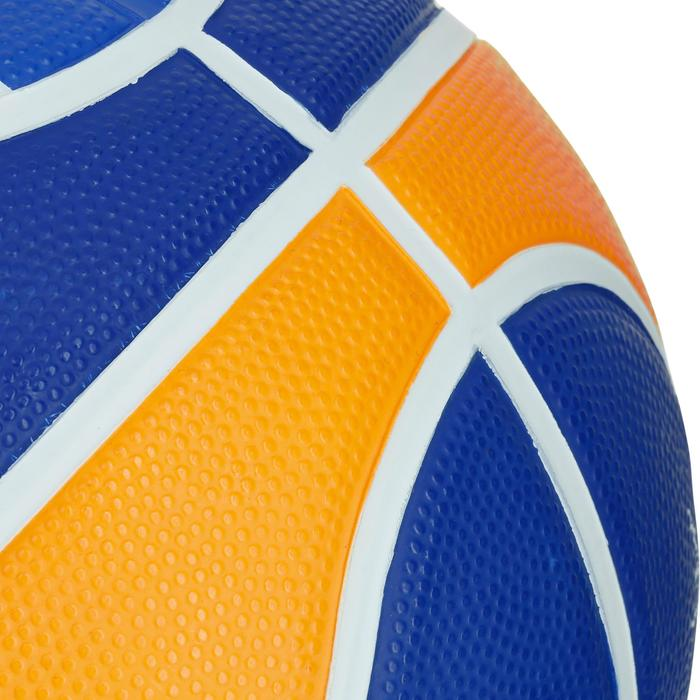 Ballon Basketball Golden State Warriors jaune bleu - 1188098
