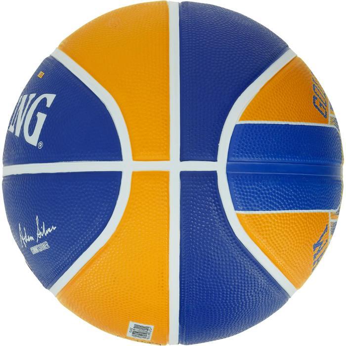 Ballon Basketball Golden State Warriors jaune bleu - 1188102