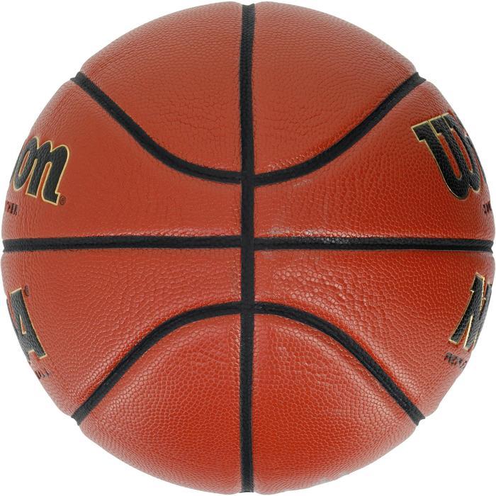 Ballon basketball Wilson NCAA replica taille 7 - 1188114