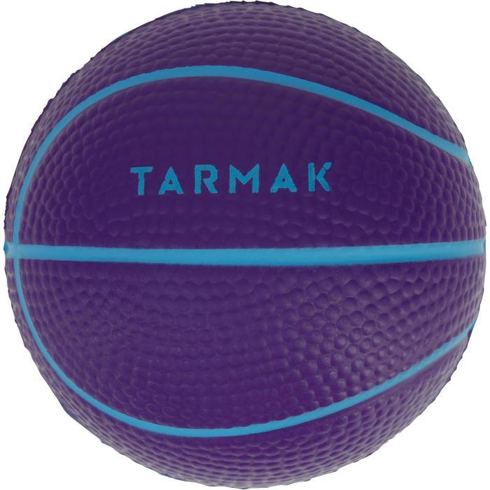 Mini ballon de basketball Mousse. Parfait pour jouer sur les mini paniers. - 1188127