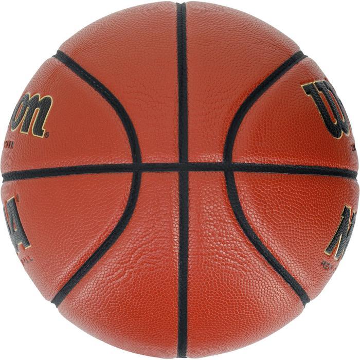 Ballon basketball Wilson NCAA replica taille 7 - 1188144