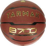 Rjava ženska košarkarska žoga B700 (velikost 6)Odobrena od FIBA. Od 10. let.