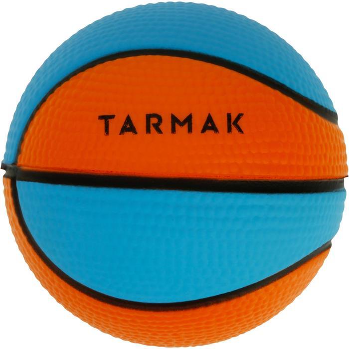 Mini ballon de basketball Mousse. Parfait pour jouer sur les mini paniers. - 1188162