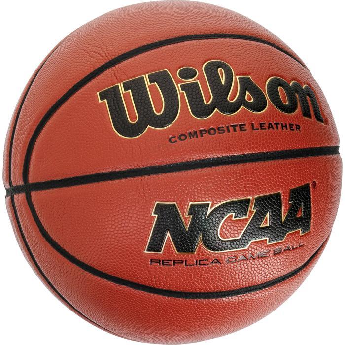 Ballon basketball Wilson NCAA replica taille 7 - 1188168