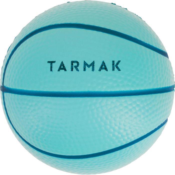 Mini ballon de basketball Mousse. Parfait pour jouer sur les mini paniers. - 1188178
