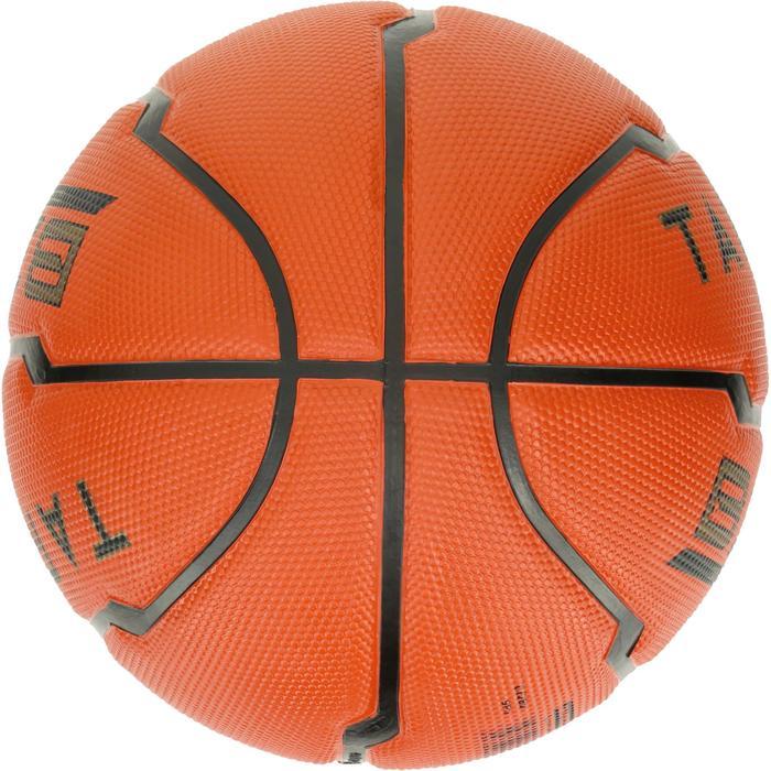Ballon de basket enfant B300 taille 5 orange. Pour débuter. Jusqu'à 10 ans. - 1188201