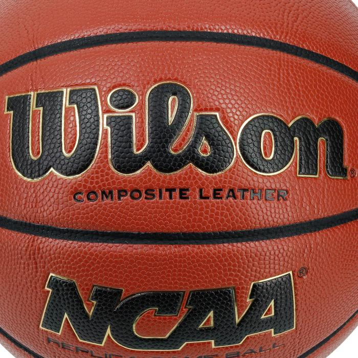 Ballon basketball Wilson NCAA replica taille 7 - 1188214
