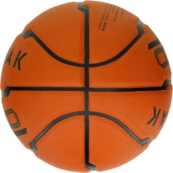 Ballon de basket homme B300 taille 7 orange. Pour débuter. A partir de 12 ans. - 1188226